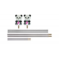 HiyaHiya Single Point Adapter Set - Small with Stoppers
