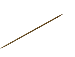 "6""  2 US/2.75mm HiyaHiya Bamboo Double Pointed Needles"