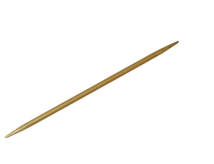 "6"" 10.5 US/6.5mm HiyaHiya Bamboo Double Pointed Needles"